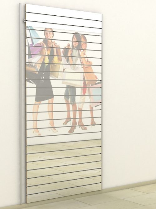Panel Ogledalo Razmak 10 cm