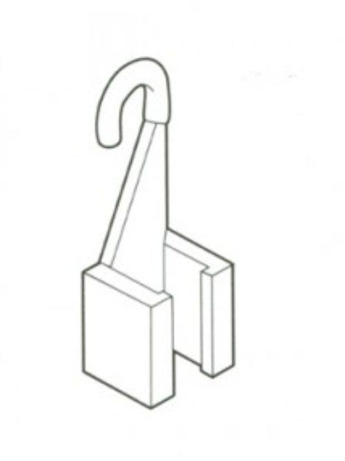 Kuka za kačenje promo materijala 2