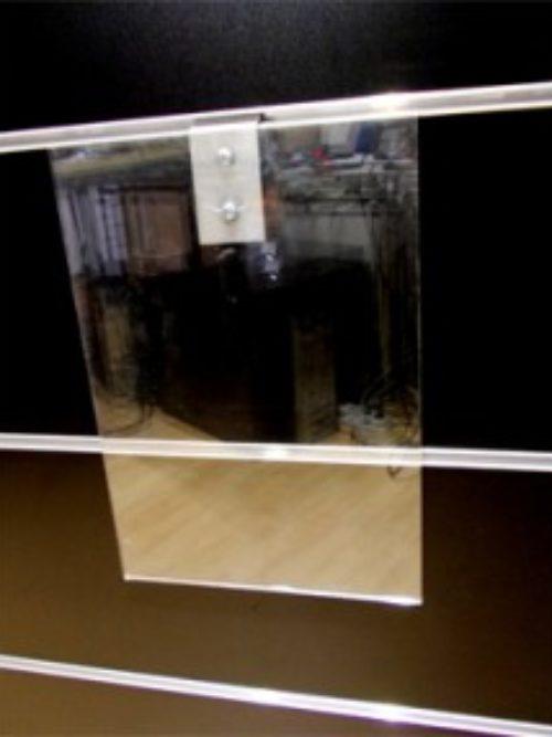 Nosač tablaza cene A4 vertikalno od klirita za panel