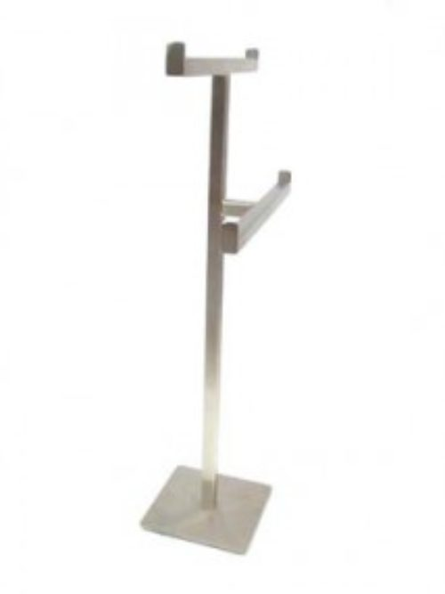 Metalni izlagač u obliku slova T
