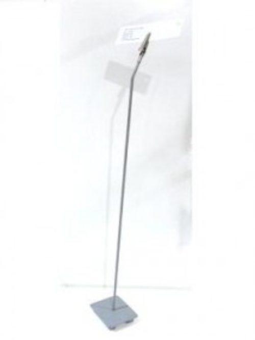 Metalno postolje za cene sa štipaljkom