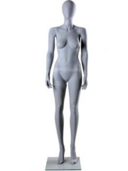 Maneken lutka ženska beton no face