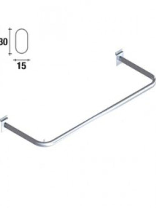 Štender  93,3cm sjajan za panel