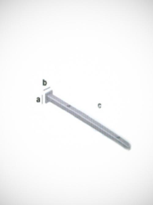 Opus nosač police 31cm mat