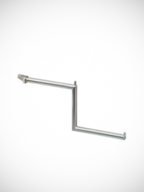 Bracket with two levels of hanging – Slotty