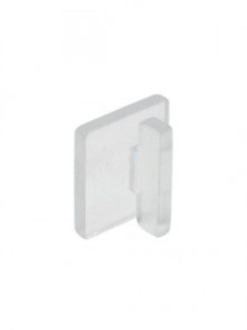 Plastic panel fastening system