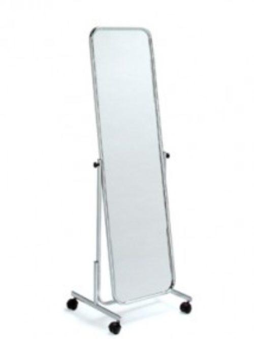 Rotaciono ogledalo na točkićima