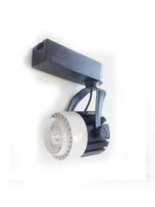 Rail LED reflector 30W white light