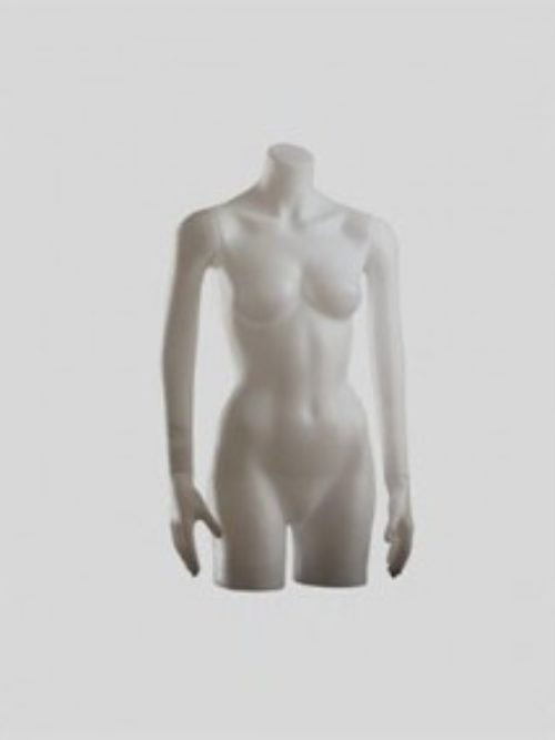 Bista ženska bela sa rukama