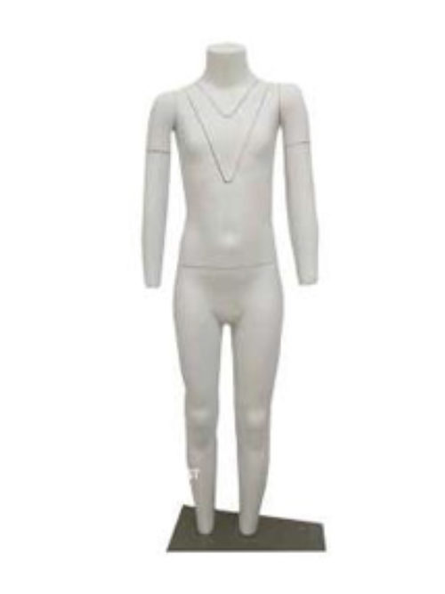 Child mannequin doll – headless
