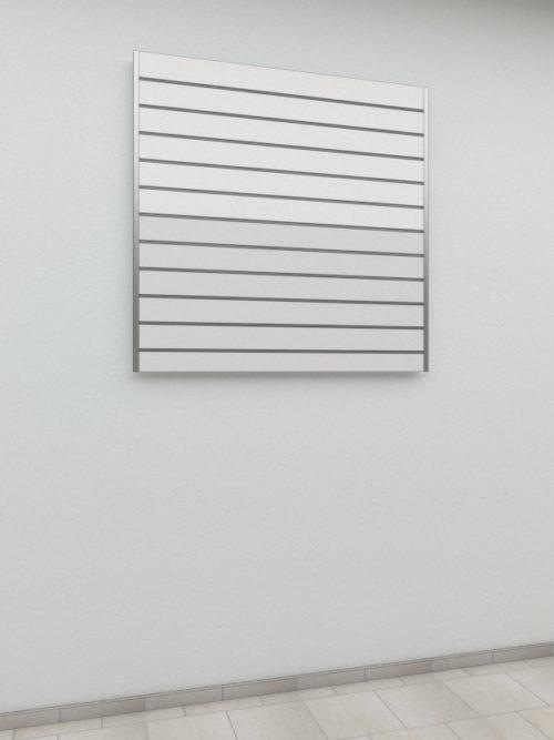 Panel Beli Visoki Sjaj Razmak 10 cm