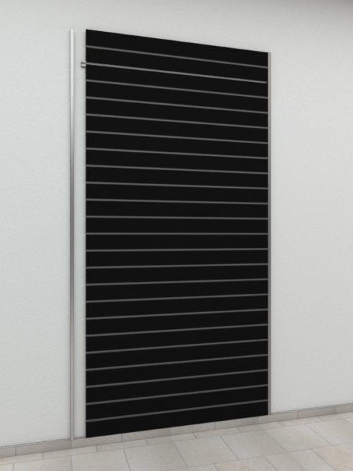 Panel Crni Razmak 10 cm