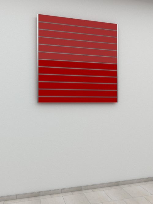 MDF Panel High Gloss Red – Abbott, Arkwall