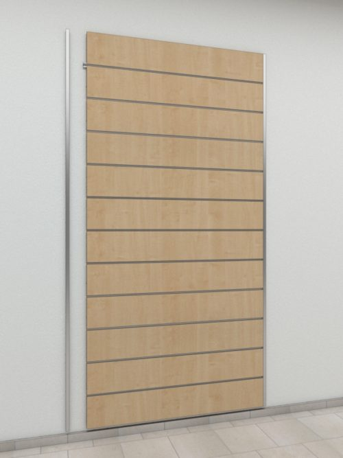 MDF Panel Maple 20 cm spacing – Abbott, Arkwall