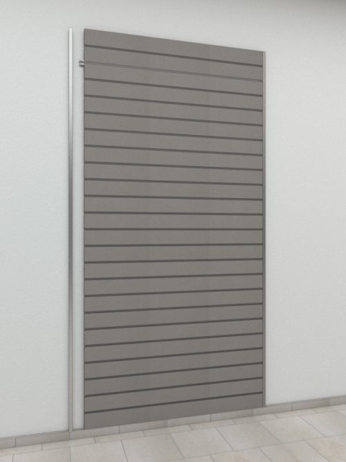 MDF Panel Gray 10 cm spacing – Abbott, Arkwall