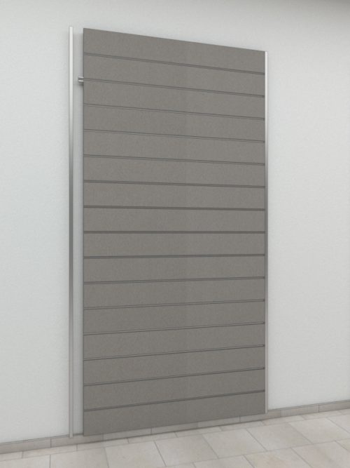 MDF Panel Gray 15 cm spacing – Abbott, Arkwall