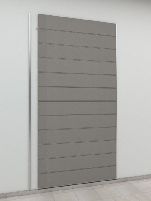 MDF Panel Gray 20cm spacing – Abbott, Arkwall