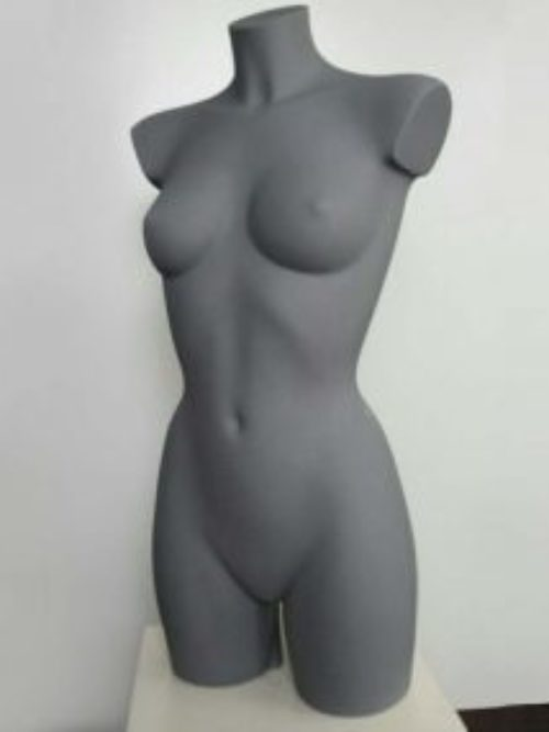 Bista ženska siva