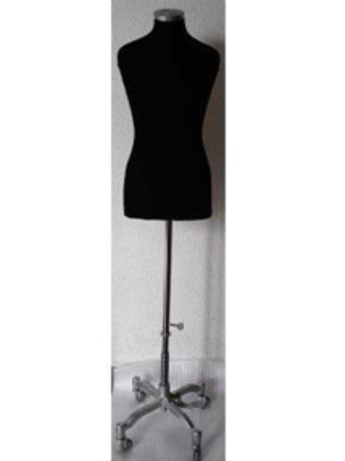 Krojačka lutka ženska sa Tailors postoljem podloga karton