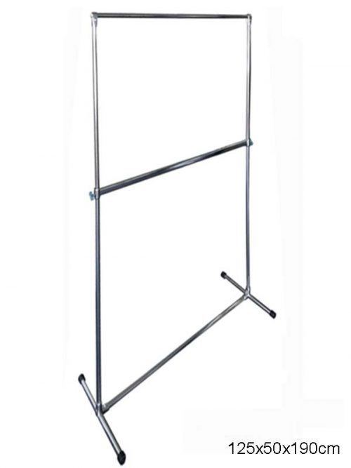 Stander Jocker fixed 125cm with middle bar