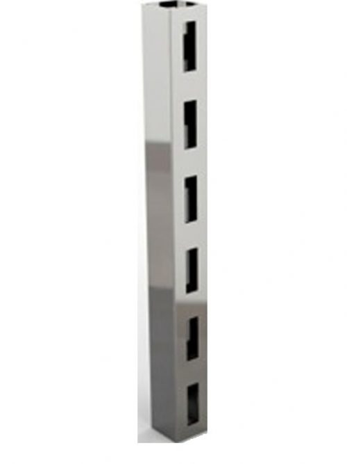 Vertikala zidna O  25x25mm za korak 25mm