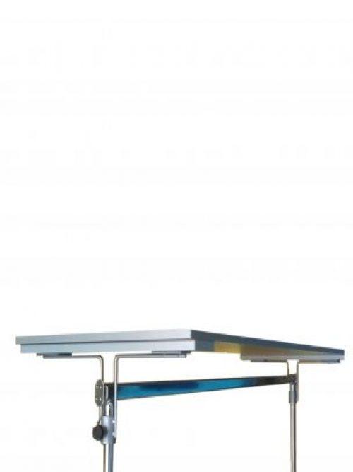 Polica za štendere, dimenzija 100×50 cm